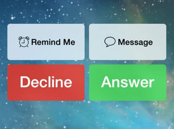 Apple Live Call Screening