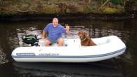 LEHR Propane Boat Motor