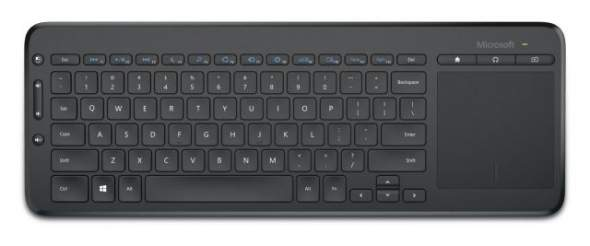Microsoft All-In-One Media Keyboard