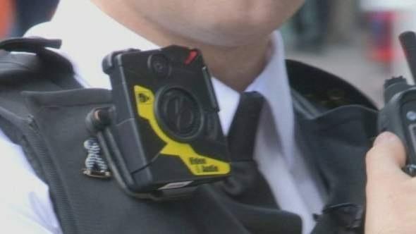 london-police-camera