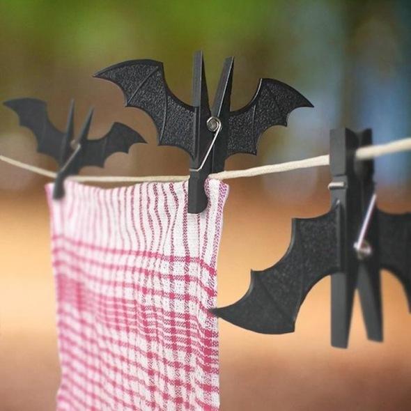 Bat-Peg-Clips