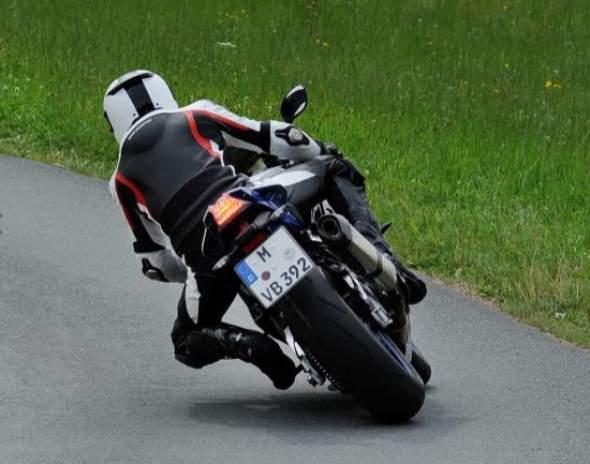 BMW ABS Pro Corner Braking