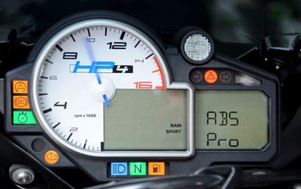 BMW ABS Pro Display