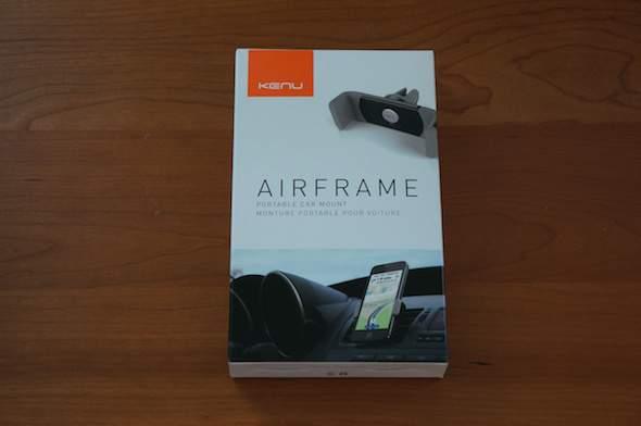 Kenu Airframe Packaging Front