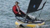 Tiwal Inflatable Sailboat