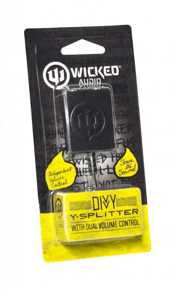 Wicked Audio Divvy Audio Splitter