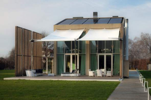 BioCasa 82 LEED Platinum House