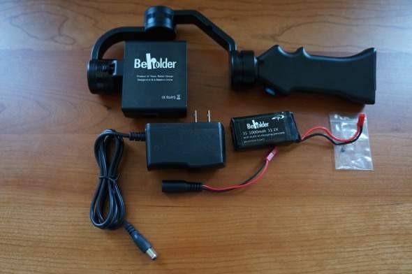 Beholder SP Handheld Gimbal Review
