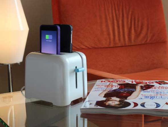 Foaster iPhone Toaster