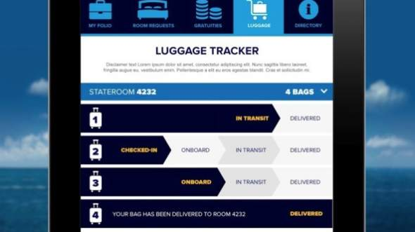 RoyalIQ RFID Luggage Tracking