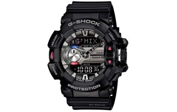 Casio GBA-400 Soundhound Watch