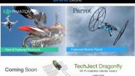 Amazon Drone Store