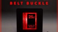 Arcade Belt Buckle