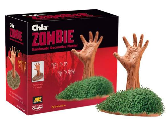 Chia Zombie Restless Arm