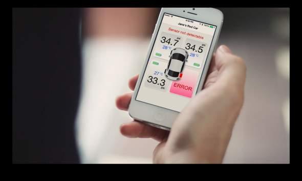 FOBO Tire App