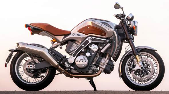 Midual Type 1 Motorcycle Side