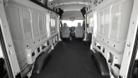 2015 Ford Transit Cargo Van Interior