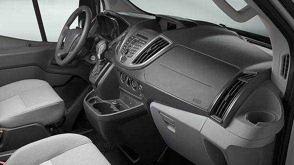2015 Ford Transit Dash