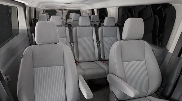 2015 Ford Transit Interior