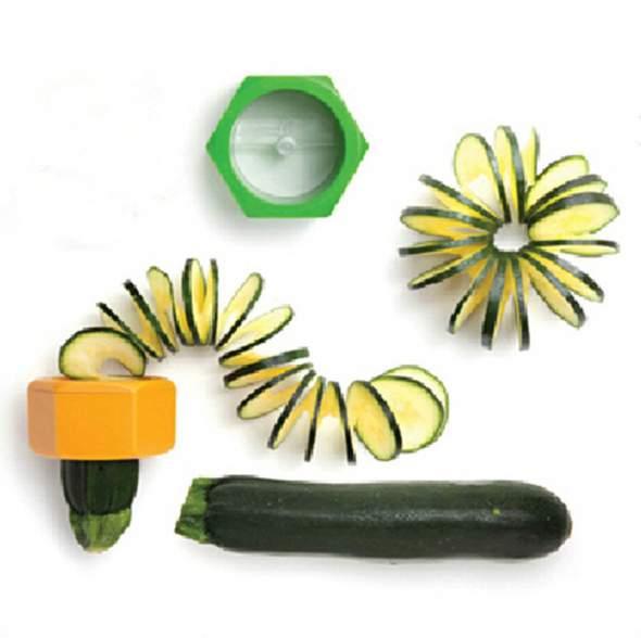 Cucumbo Cucumber Spiral Cutter