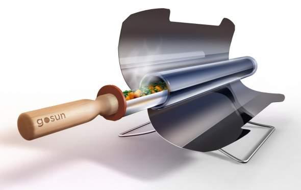 GoSun Stove Solar Cooker