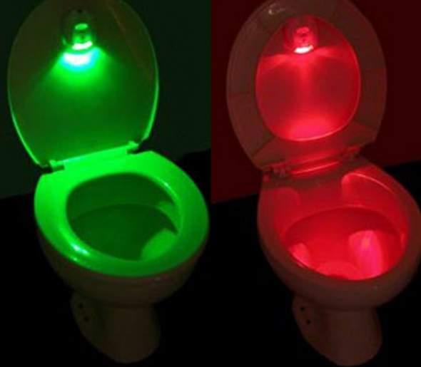 LavNav Motion Activated Toilet Light