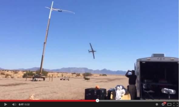 Million Dollar Drone Landing