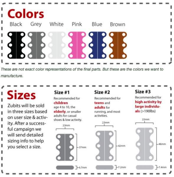 Zubits Magnetic Colors