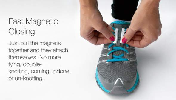Chaussure Zubits Magnetic Shoe Closures