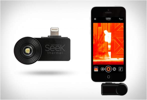 Seek Thermal iPhone Camera