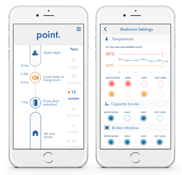 Point Security App