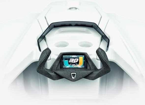 Quadrofoil Steering Wheel