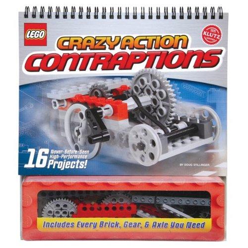 Legos Crazy Action Contraptions