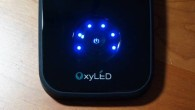 OxyLED T120 Controls