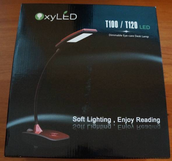OxyLED T120 Review