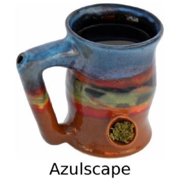 Pipemug Dual Purpose Mug For Coffee And Tobacco