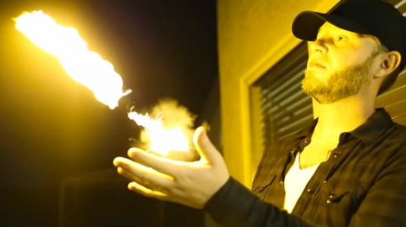 Pyro Fireshooter