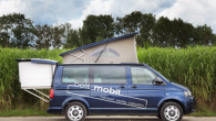 bettmobil Pop-up van