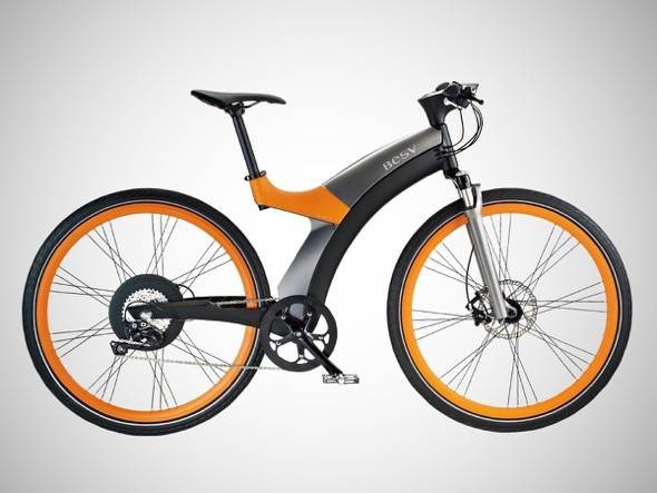 BESV Lion LX1 Electric Assisted Bike