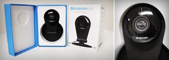 Dropcam Pro Packaging