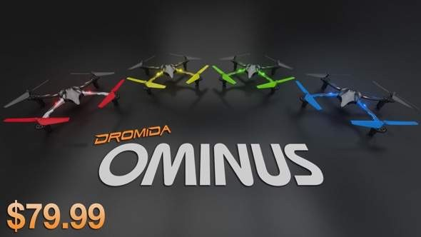 Ominus Quadcopter Review