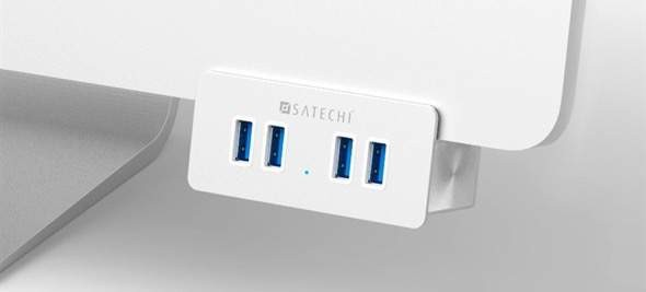 Satechi iMac 4-Port USB Hub