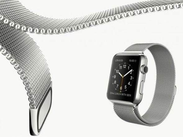 Vogue Apple Watch Ad
