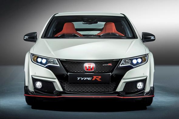 2016 Honda Civic Type R Front
