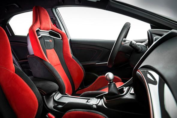2016 Honda Civic Type R Interior 1