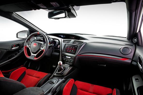 2016 Honda Civic Type R Interior 2