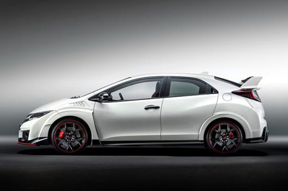 2016 Honda Civic Type R Side
