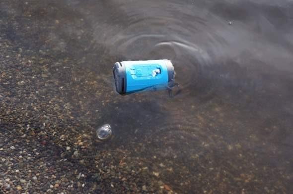 BoomBottle H2O Floating