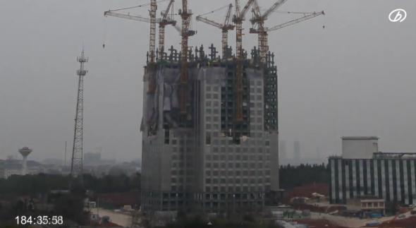 Fastest Skyscraper Building
