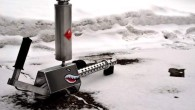 Ion Productions XM422 Flamethrower